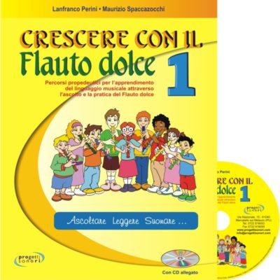 Crescere con il flauto dolce 1