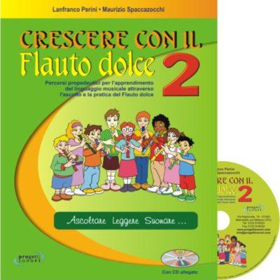 Crescere con il flauto dolce 2