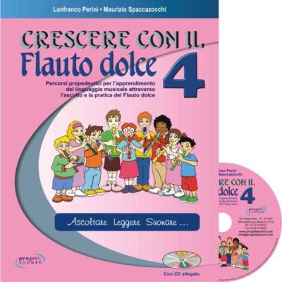 Crescere con il flauto dolce 4
