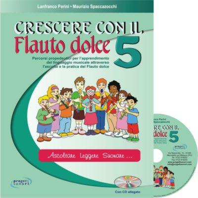 Crescere con il flauto dolce 5