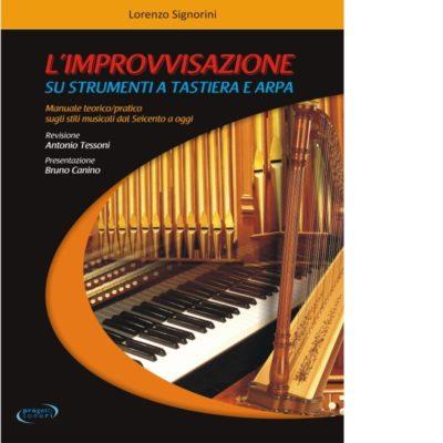L'Improvvisazione per strumenti a tastiera ed arpa