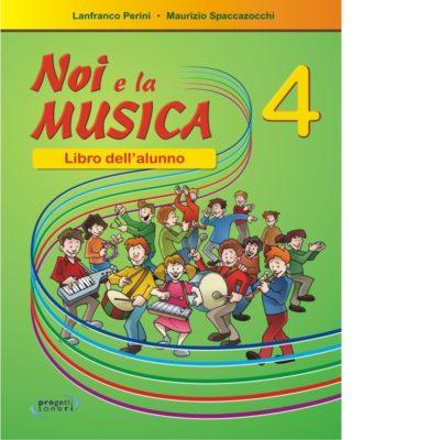 Noi e la Musica 4 -Alunno