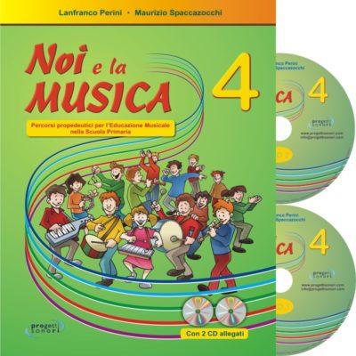 Noi e la Musica 4 -Insegnante
