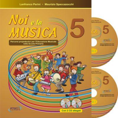 Noi e la Musica 5 -Insegnante