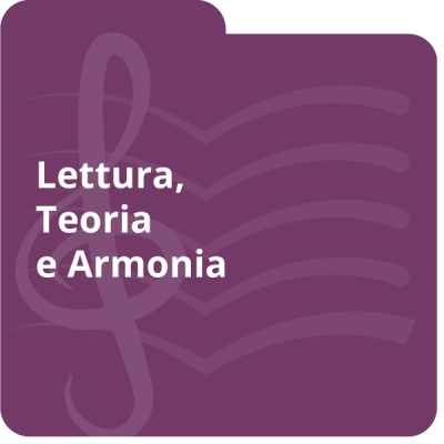Lettura, Teoria e Armonia
